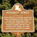 Karen Leone Presented Poverty Point Site at SEAC