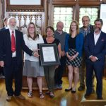 Preservation Project Award from the Ida Lee Willis Memorial Foundation